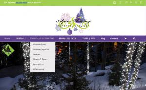 Small Business Portfolio Site