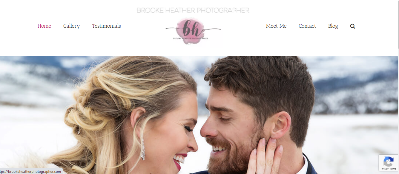 Brooke Heather Website