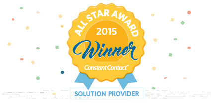 Constant Contact All Star Award