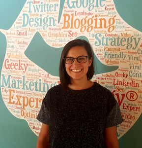 Emily Cleghorn Director of Brand Strategy