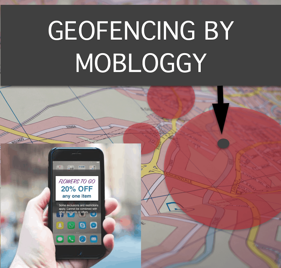 Geofencing by Mobloggy