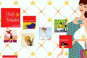 HolyToledo.co WordPress Website designed and developed Mobloggy