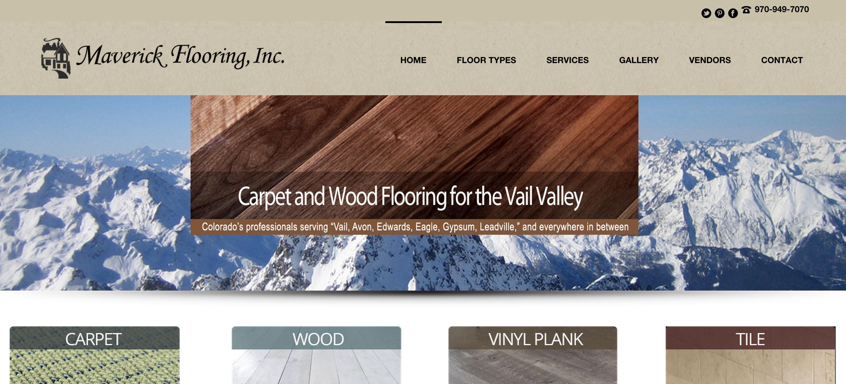 Maverick-Flooring-website