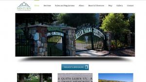 Minturn-cemetery-website