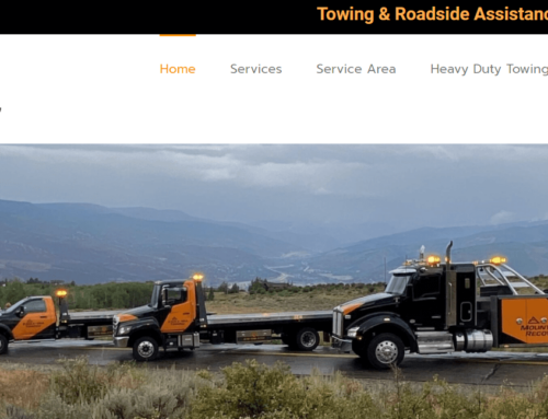 Mountain Recovery Towing