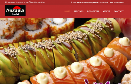 Nozawas-website
