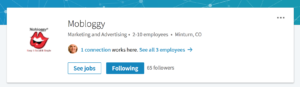LinkedIn Profile Best Practices By Mobloggy
