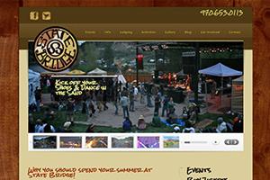 StateBridge.com WordPress Website designed and developed Mobloggy