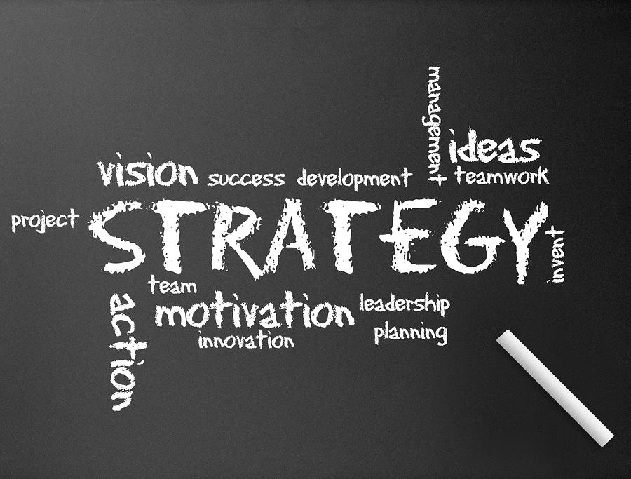 New Social Media Strategy